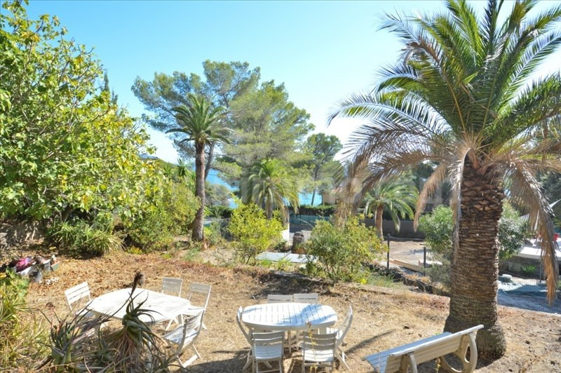 Sale site St raphael 315000€ - Picture 1