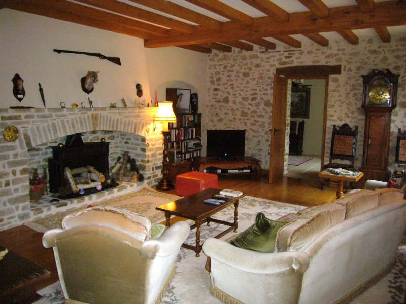 Vente maison / villa Abjat 317 900€ - Photo 3