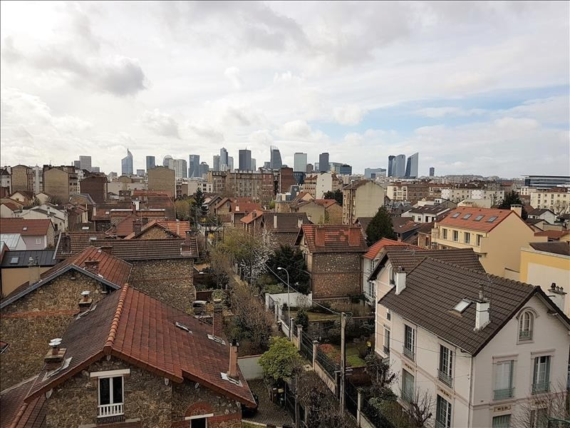 Sale apartment Colombes 110 000€ - Picture 1
