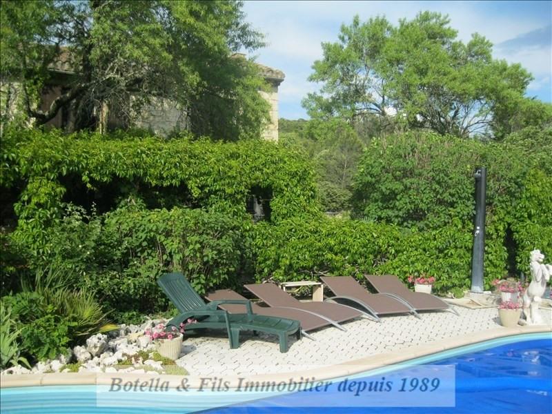 Vente de prestige maison / villa Uzes 798000€ - Photo 8