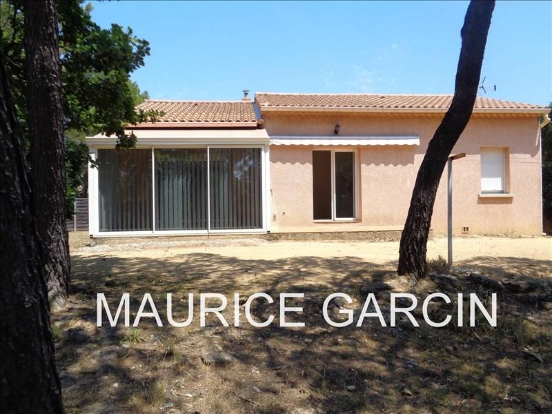 Location maison / villa Uchaux 870€ CC - Photo 1