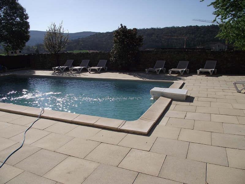 Vente de prestige maison / villa Vallon pont d arc 699000€ - Photo 4