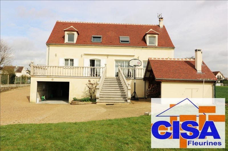 Vente maison / villa Senlis 510 000€ - Photo 2