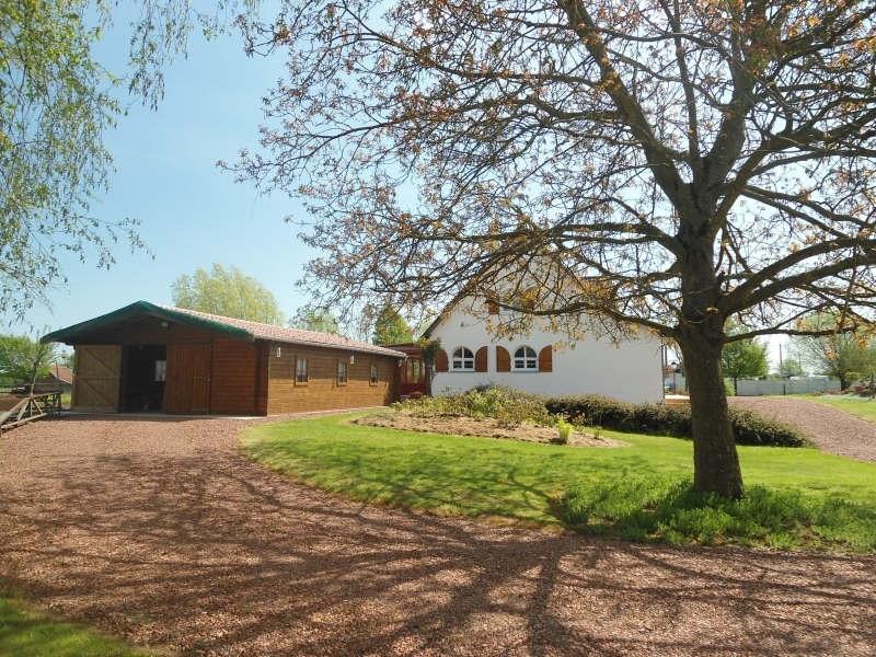Sale house / villa Avesnes sur helpe 300000€ - Picture 10