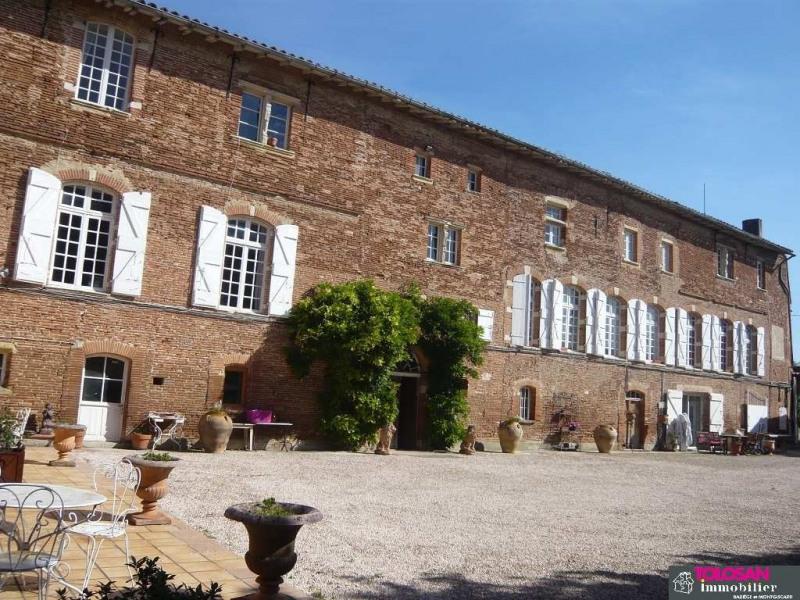 Deluxe sale chateau Montgiscard proche 1299000€ - Picture 1