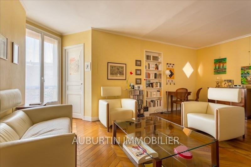 Vente appartement Paris 18ème 679000€ - Photo 1