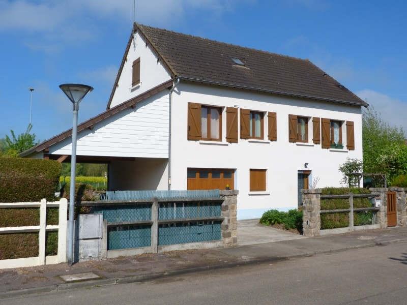 Vente maison / villa Charny oree de puisaye 138600€ - Photo 1