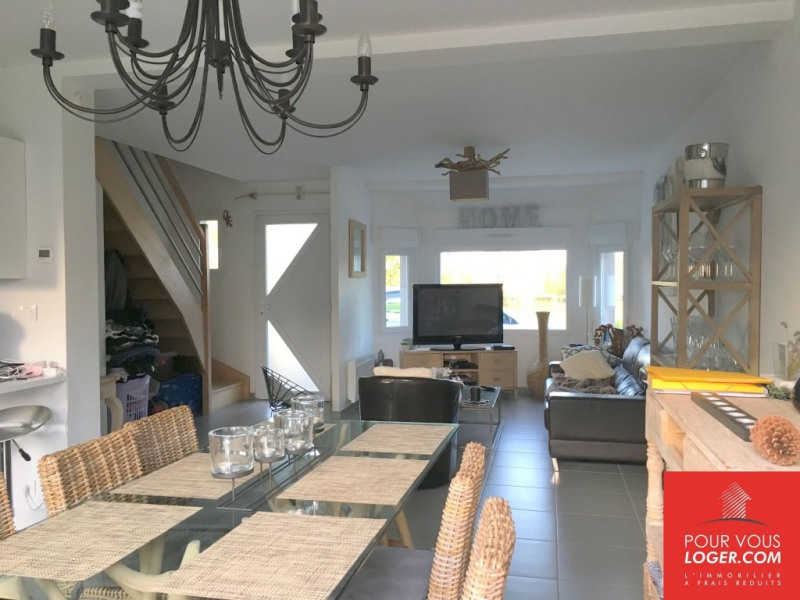 Location maison / villa Neufchâtel-hardelot 850€ +CH - Photo 1