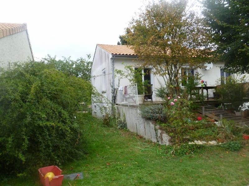 Venta  casa Poitiers 188000€ - Fotografía 3