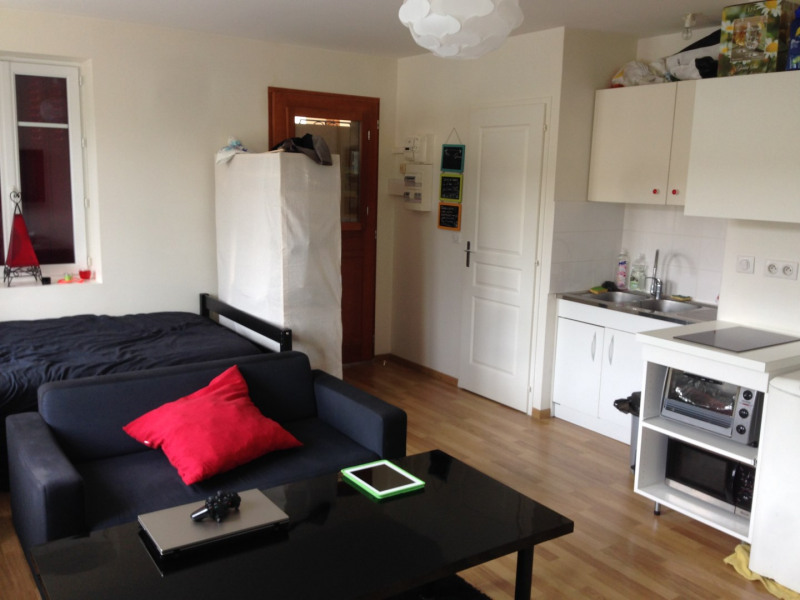 Rental apartment Saint-leu-la-forêt 531€ CC - Picture 2
