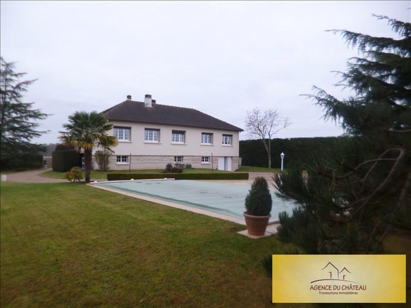 Vente maison / villa Breval 310000€ - Photo 2