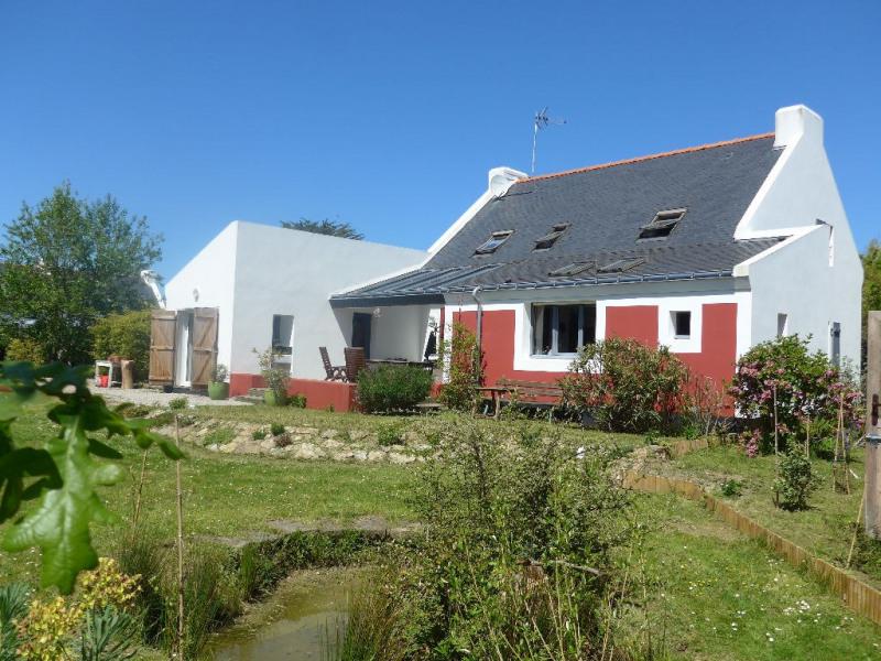 Sale house / villa Le palais 503650€ - Picture 1