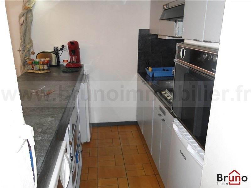 Verkoop  appartement Le crotoy 124000€ - Foto 6