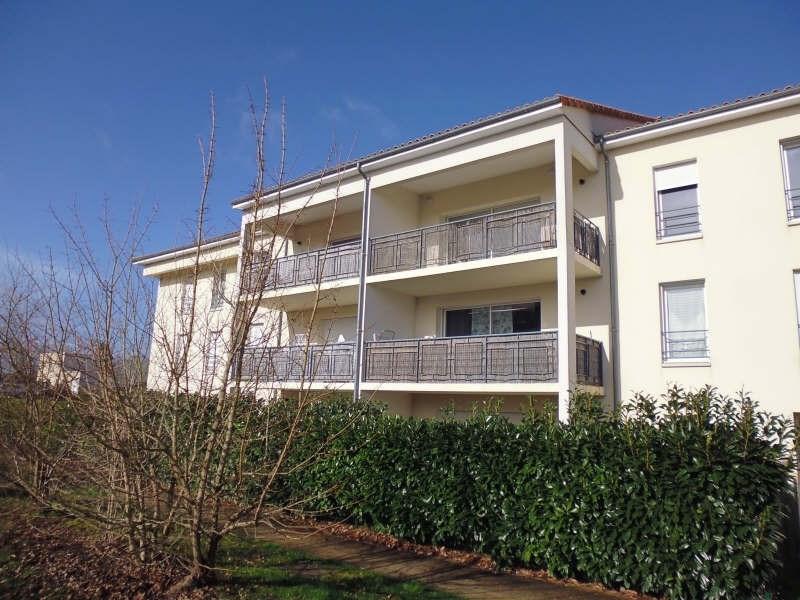 Vente appartement Poitiers 133000€ -  3