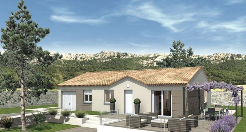 Maison  4 pièces + Terrain 500 m² Les Granges-Gontardes par maisons Punch