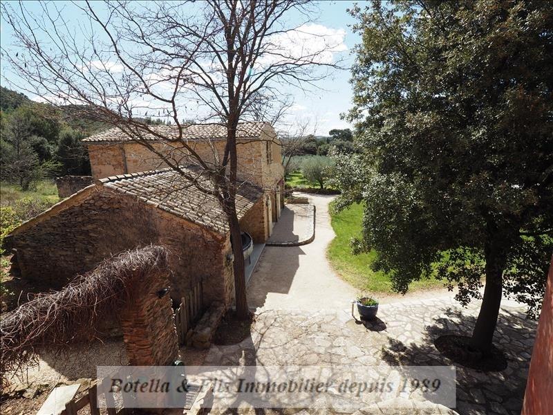 Immobile residenziali di prestigio casa Uzes 763000€ - Fotografia 14