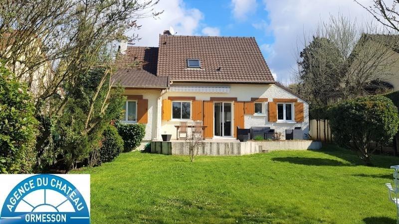 Sale house / villa La queue en brie 450000€ - Picture 1