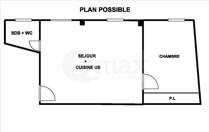 Vente appartement Levallois perret 279000€ - Photo 2
