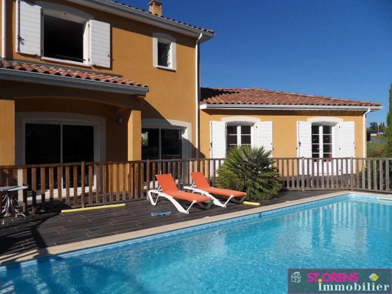 Vente de prestige maison / villa Quint-fonsegrives 2 pas 575000€ - Photo 2