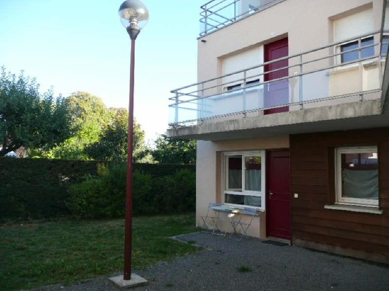 Location appartement Aubigny sur nere 352€ CC - Photo 1