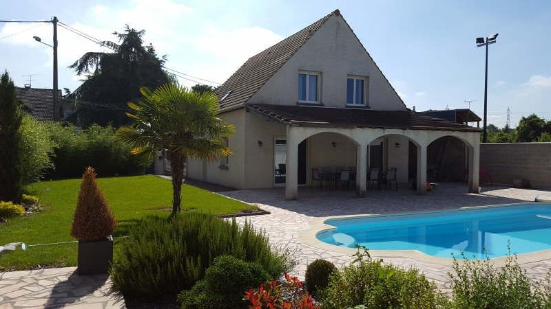 Vente maison / villa Groslay 520000€ - Photo 1
