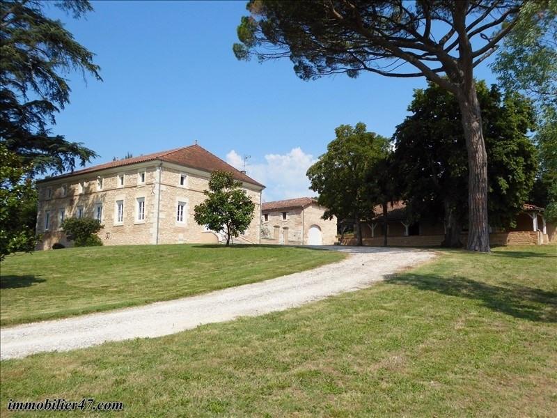 Deluxe sale house / villa Castelmoron sur lot 535000€ - Picture 6