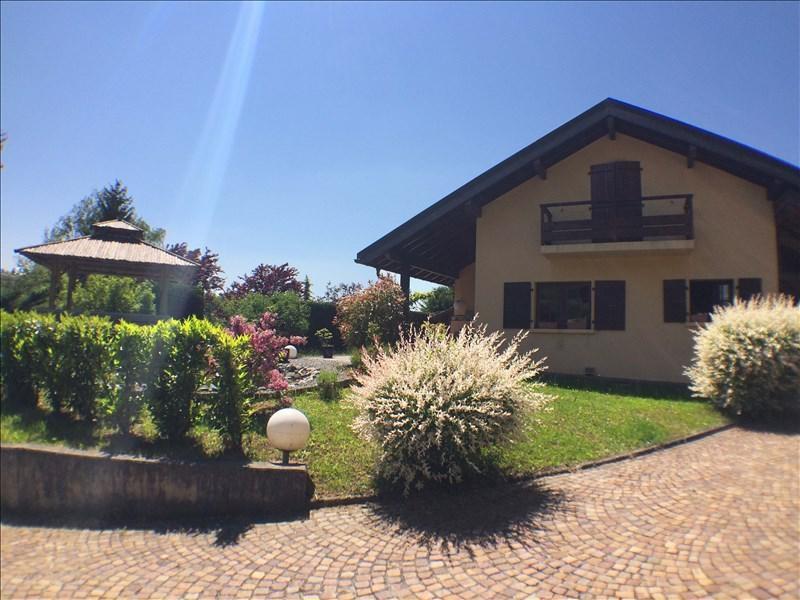 Deluxe sale house / villa Fillinges 585000€ - Picture 3