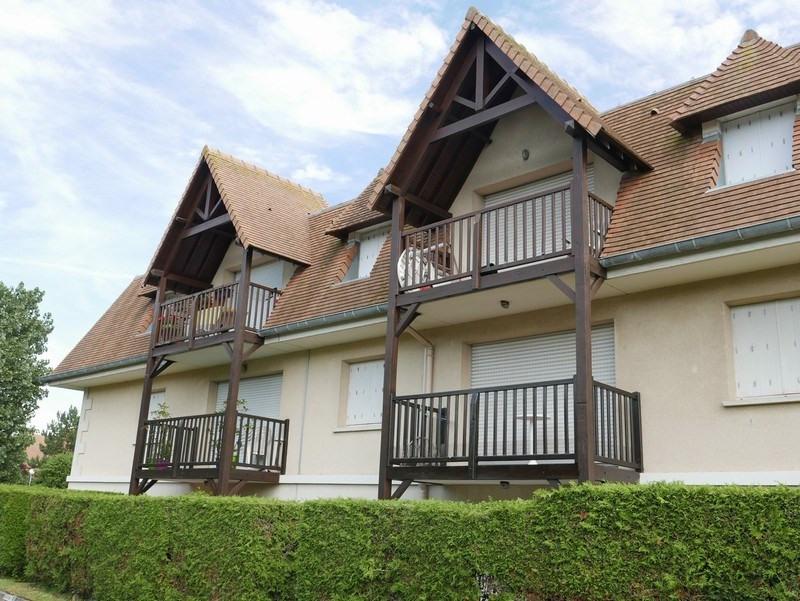 Vendita appartamento Deauville 140000€ - Fotografia 1