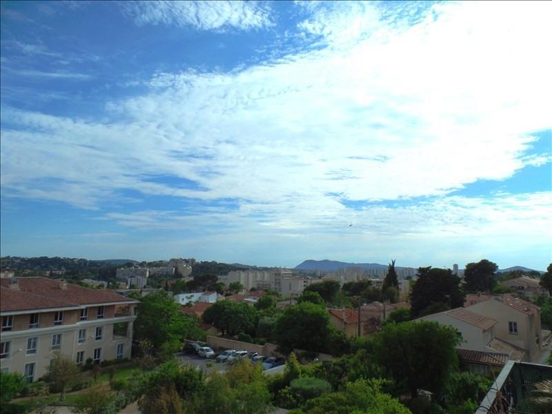 Vente appartement Toulon 187500€ - Photo 1