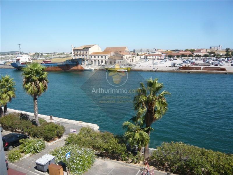 Location appartement Sete 580€ CC - Photo 1