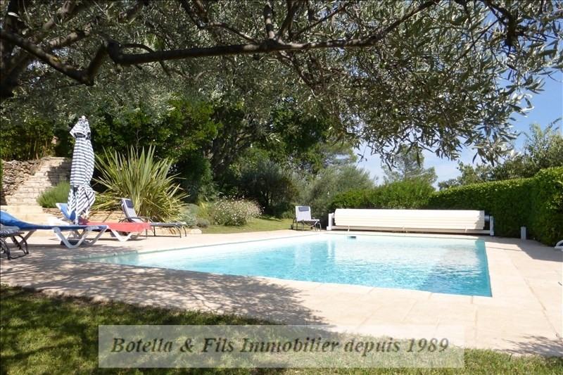 Deluxe sale house / villa Goudargues 598000€ - Picture 12