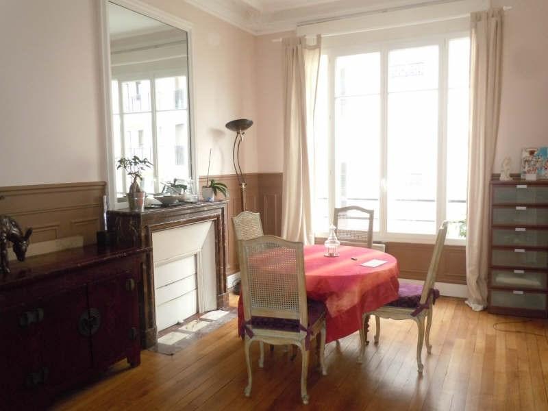 Rental apartment Paris 7ème 2000€ CC - Picture 2
