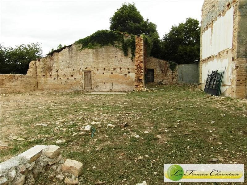 Vente maison / villa Ruffec 101500€ - Photo 9