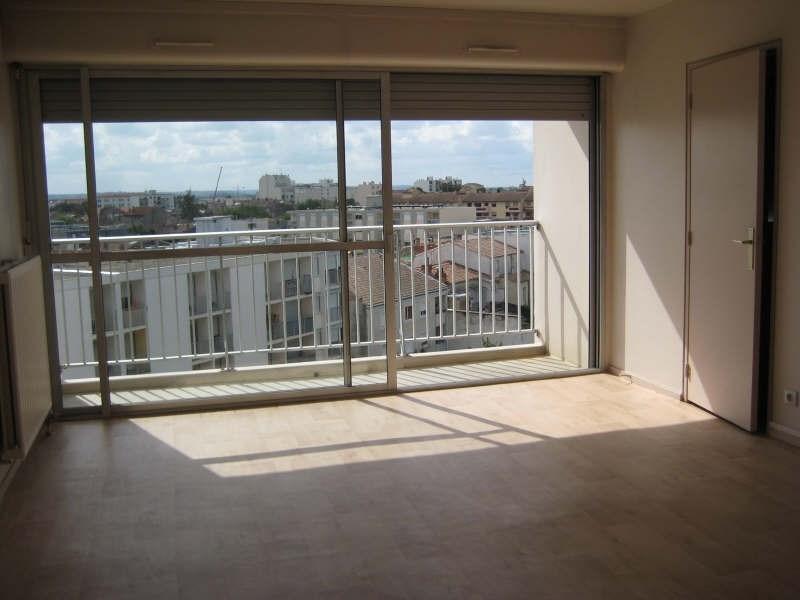 Rental apartment Bordeaux 686€ CC - Picture 1
