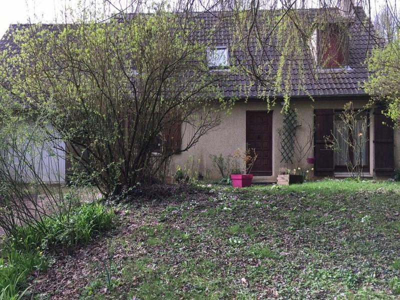 Sale house / villa Poigny la foret 395000€ - Picture 1