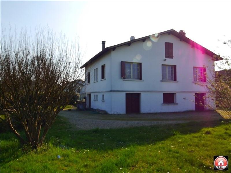 Sale house / villa Lamonzie st martin 129000€ - Picture 2