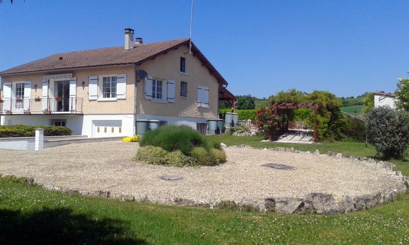 Vente maison / villa Marcillac lanville 224700€ - Photo 13