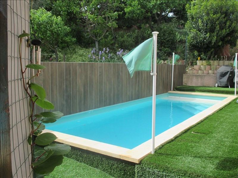 Vente maison / villa Simiane collongue 430000€ - Photo 2