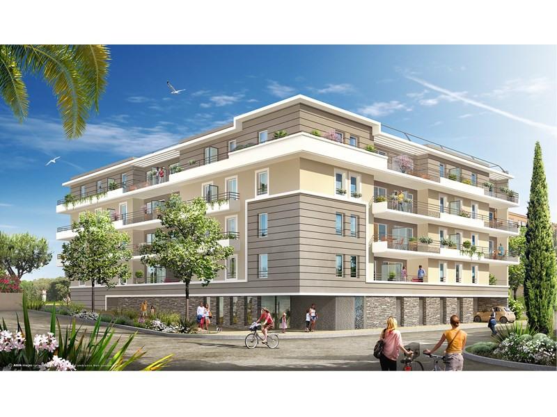 Rive sud programme immobilier neuf la londe les maures for Mobilier rive sud