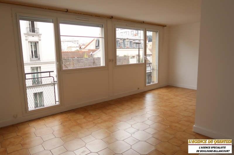 Alquiler  apartamento Boulogne billancourt 1295€ CC - Fotografía 1