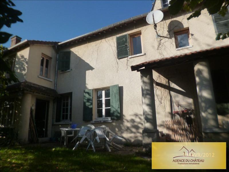 Vente maison / villa Boissy mauvoisin 320000€ - Photo 1