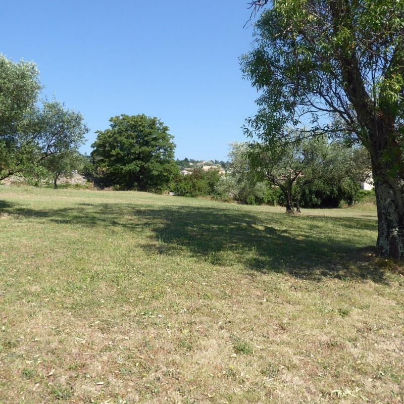 Vente terrain Aubenas 108000€ - Photo 3
