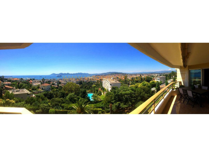 Life annuity apartment Cannes 210 000€ - Picture 1