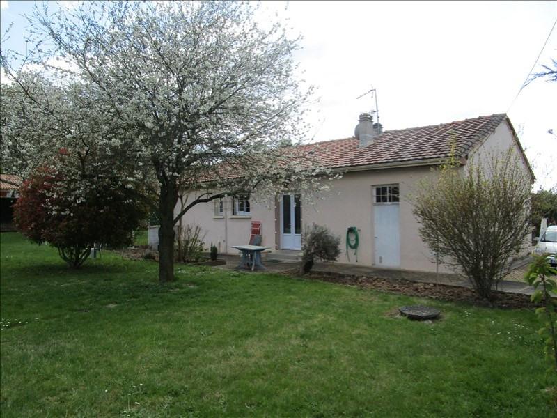 Vente maison / villa Mussidan 113900€ - Photo 3