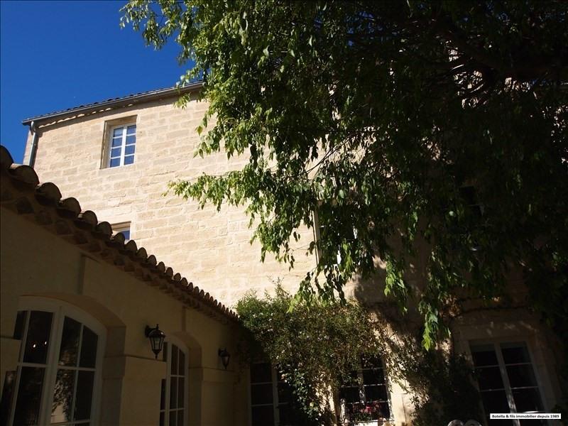 Venta de prestigio  casa Uzes 1580000€ - Fotografía 4