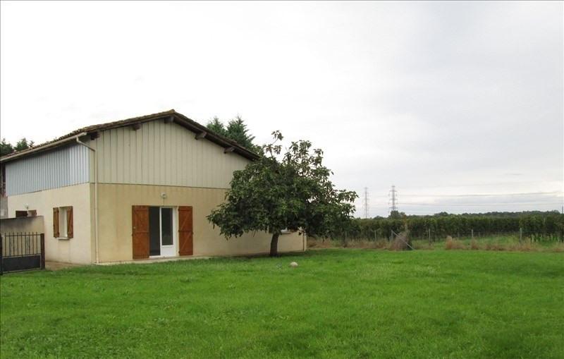 Location maison / villa Val de virvee 661€ CC - Photo 1