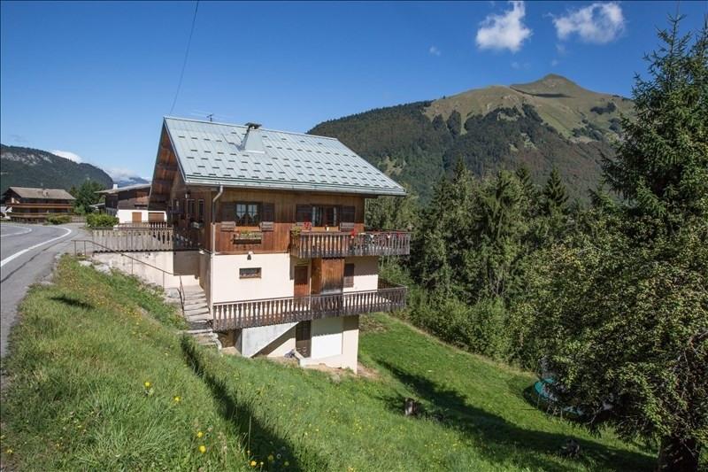 Verkoop van prestige  huis Morzine 915000€ - Foto 1