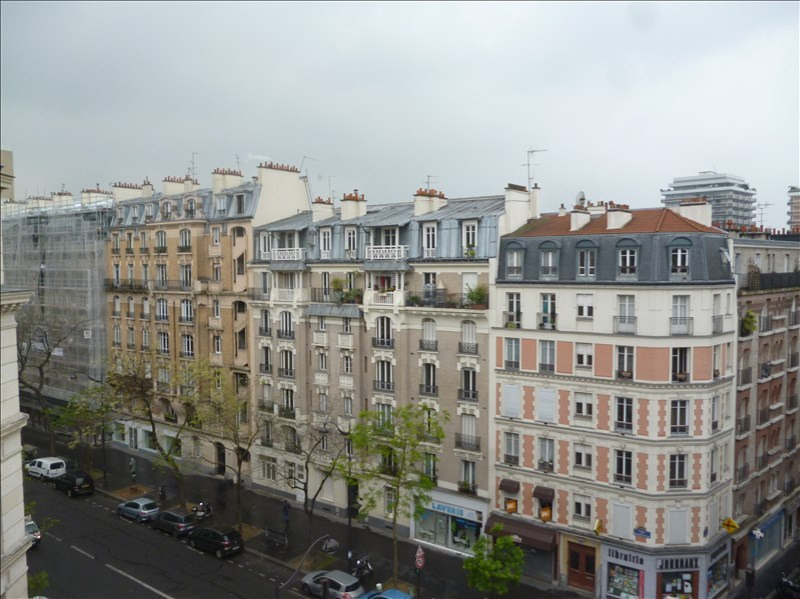 Sale apartment Paris 11ème 215 000€ - Picture 1