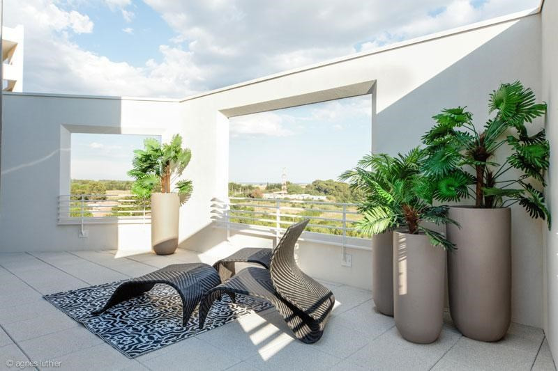 Deluxe sale apartment Montpellier 490000€ - Picture 1