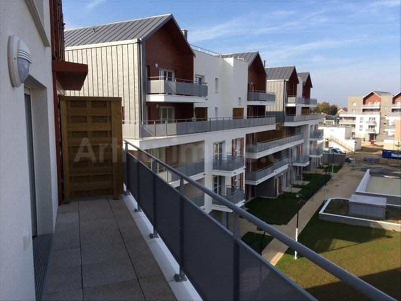 Rental apartment Lieusaint 600€ CC - Picture 1